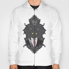 American Psycho Kitty Hoody