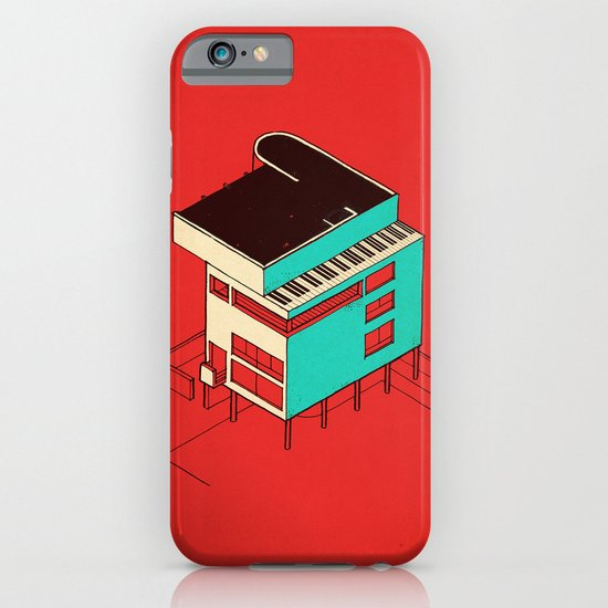 Music & Architecture iPhone & iPod Case