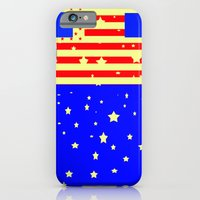 iPhone Cases featuring Mr. America  by Latidra Washington