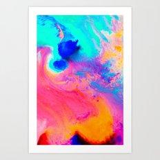 Swoosh Art Print
