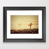 California Dreamin'  Framed Art Print