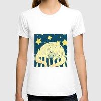 monkey T-shirts featuring Monkey by Alexandra Duma D.