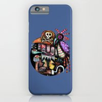 iPhone & iPod Case featuring Old Pirate by Rudolf Brancovsky
