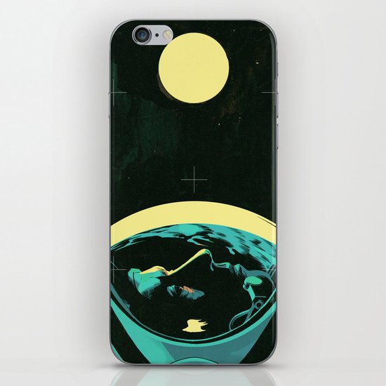 Not In Kansas Anymore iPhone & iPod Skin