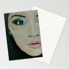 THE EURASIAN GIRL Stationery Cards