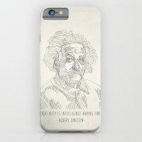 Albert Einstein  iPhone 6 Slim Case