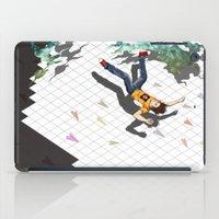 Fall Crash Infect iPad Case