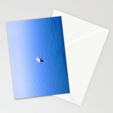 Lonely Ship Stationery Cards