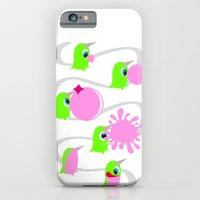 iPhone & iPod Case featuring Bubol bubble gum by Mendelsign