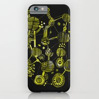 Abstract 1 - Circles And… iPhone 6 Slim Case