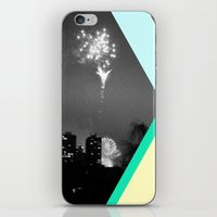 Fireworks iPhone & iPod Skin