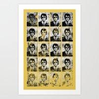 Elvis 2 Art Print
