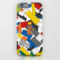 iPhone & iPod Case featuring The Lego Movie by Martin Lucas