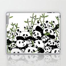 A Pandemonium of Pandas  Laptop & iPad Skin