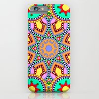 Indian Geometric Pattern iPhone 6 Slim Case