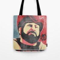 Dizzy 'Diz' Wallin Tote Bag