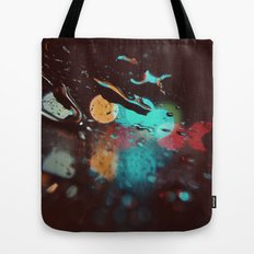Night Visions Tote Bag