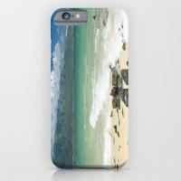 iPhone & iPod Case featuring Kanaha Beach by Sharon Mau