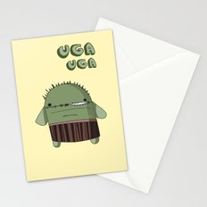 UGAH UGAH Stationery Cards