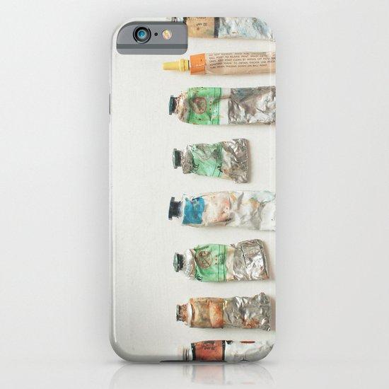Oil Paints iPhone & iPod Case