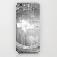Circle Distortions #3 iPhone 6 Slim Case