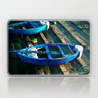 Boats Laptop & iPad Skin