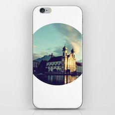 Lucerne iPhone & iPod Skin