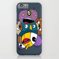 iPhone & iPod Case featuring 1725 by Chris Piascik