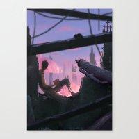 Maximyz Canvas Print