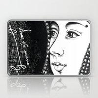 Queen Anne Boleyn Portra… Laptop & iPad Skin