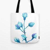 Baby Blue #2 Tote Bag