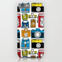 Camera Collection iPhone 6 Slim Case