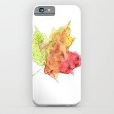 Fall Leaf #2 iPhone 6 Slim Case