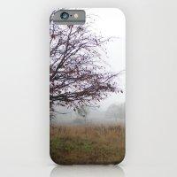 Tree In The Mist iPhone 6 Slim Case