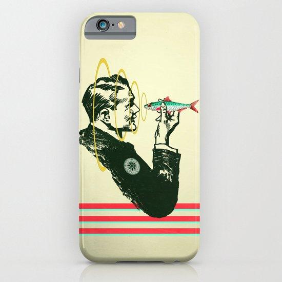 Hypnotic sardine  iPhone & iPod Case