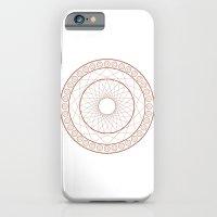 Anime Magic Circle 3 iPhone 6 Slim Case