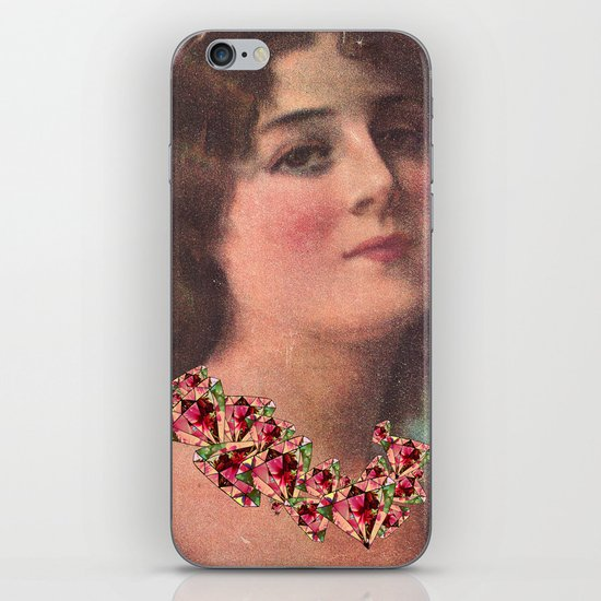 Josephine's Diamonds iPhone & iPod Skin
