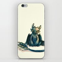 Toothless iPhone & iPod Skin
