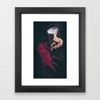 Bitterness For Three Sle… Framed Art Print