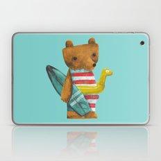Summer Bear Laptop & iPad Skin
