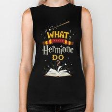 What Would Hermione Do? Biker Tank