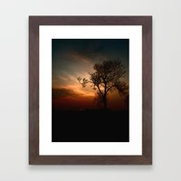 Colourful Moments Framed Art Print