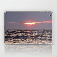 Sunset On The Water Laptop & iPad Skin