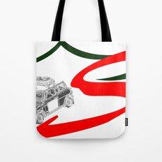 RennSport Speed Series: Monte Carlo Tote Bag