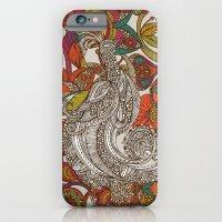 Paradise Bird iPhone 6 Slim Case