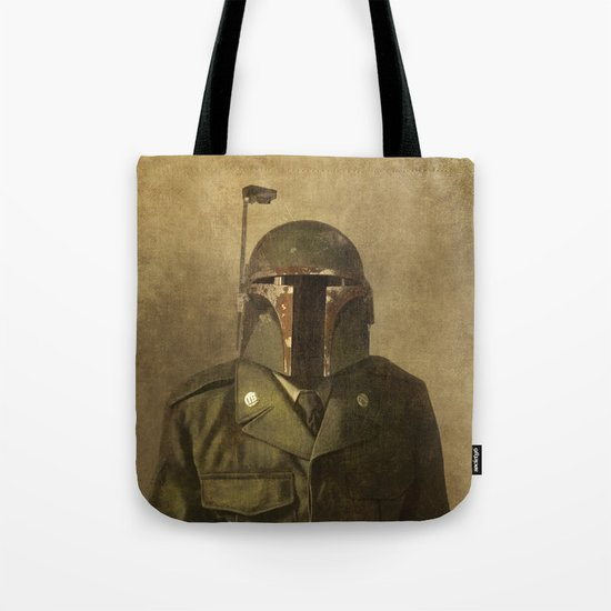 General Fettson (square format)  Tote Bag