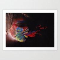 Scanner Adventures Art Print