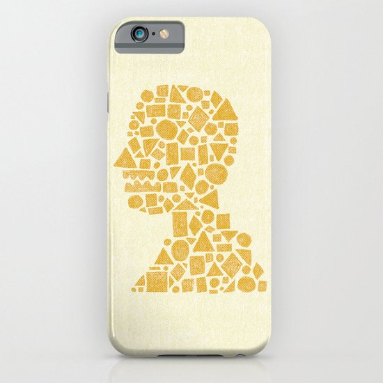 Untitled Silhouette. iPhone & iPod Case