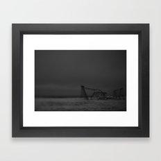 The Jet Star, After Sandy Framed Art Print