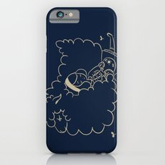 Girl and sheep. iPhone 6 Slim Case